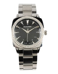 Gant Timepieces Wrist Watches Men Silver