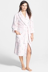 Pj Salvage 'Polar Plush' Robe Pink