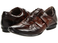 Bacco Bucci Fausto Brown Lace Up Casual Shoes