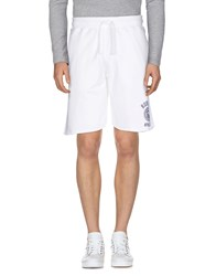 Russell Athletic Bermudas White