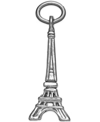 Rembrandt Charms Sterling Silver Eiffel Tower Charm