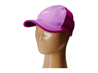 Nike Featherlight Cap Fuchsia Glow Black Fuchsia Flash White Baseball Caps Purple