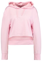 Cheap Monday Attract Hoodie Pastel Pink Rose