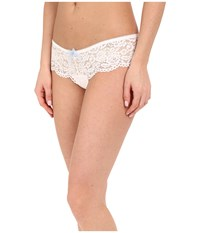 B.Tempt'd Ciao Bella Tanga Bridal White Women's Underwear