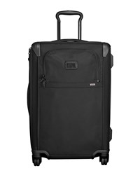 Alpha 2 Lightweight Black Short Trip Packing Case Tumi