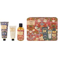 Heathcote And Ivory Morris Co Strawberry Thief Body Care Set