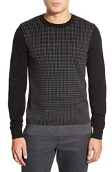Men's Boss 'Filcetti' Slim Fit Cotton Crewneck Sweater