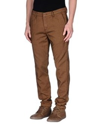 San Francisco Casual Pants Camel