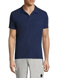 North Sails Solid Knit Polo Navy