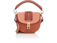 Altuzarra Women's Ghianda Mini Saddle Bag Pink