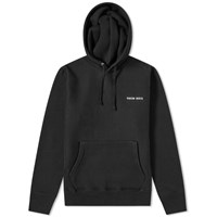 Know Wave Up By Three Hoody Black