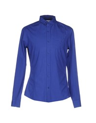 Eleven Paris Shirts Blue