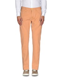 0 Zero Construction Trousers Casual Trousers Men Apricot