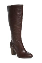 Vince Camuto Framina Knee High Boot Women Brown