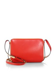 Reed Krakoff Gallery Crossbody Bag Vermillion