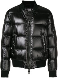 Tatras Padded Bomber Jacket Black
