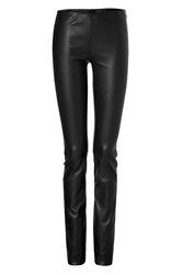 Jitrois Leather Calecon Leggings