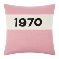 Bella Freud 1970 Cushion Pale Pink