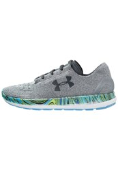Under Armour Speedform Slingride Psych Neutral Running Shoes Overcast Gray Grey