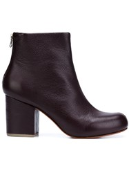 Rachel Comey 'Floater' Boots Red