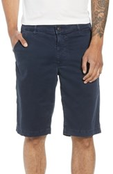 Ag Jeans 'Griffin' Chino Shorts Sulfur Dark Cove