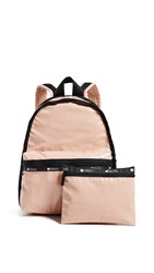 Le Sport Sac Lesportsac Candace Backpack English Rose