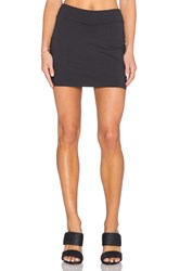 Susana Monaco Mini Skirt Black