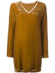 Mes Demoiselles 'Vicky' Dress Brown