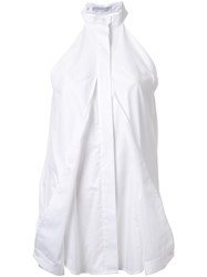 Dion Lee 'Release' Shirt White