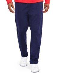 Polo Ralph Lauren Big And Tall Interlock Track Pant French Navy