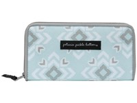 Petunia Pickle Bottom Glazed Wanderlust Wallet Sleepy San Sebastian Clutch Handbags Blue
