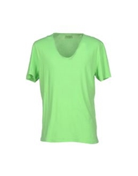 Fred Mello T Shirts Acid Green