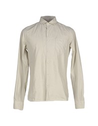 C.P. Company Shirts Shirts Men Light Grey