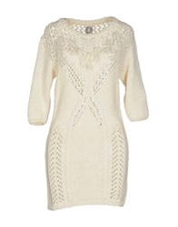 Dress Gallery Sweaters Ivory
