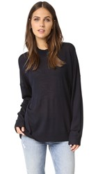 6397 Mock Turtleneck Sweater Navy