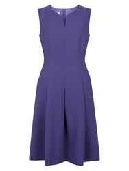 Hobbs Hettie Dress Dark Ultramarine