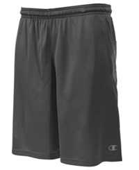 Champion Men's X Temp Vapor Training Shorts Shadow Gray