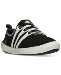 Adidas Women's Terrex Climacool Boat Sleek Outdoor Sneakers From Finish Line Black Chalk White Matte S
