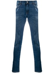 Dolce And Gabbana Low Rise Slim Fit Jeans 60