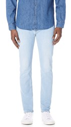 Tom Wood Slim Jeans Light Stone