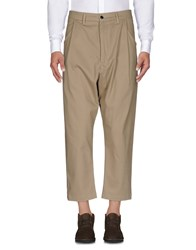 Mnml Couture Casual Pants Khaki
