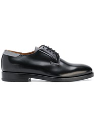 Lanvin Oxford Shoes Black