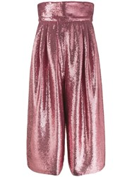 Marc Jacobs Wide Leg Trousers Pink
