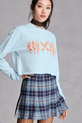 Forever 21 New School Graphic Tee
