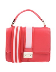 Atos Lombardini Handbags Red
