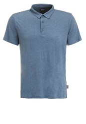Patagonia Polo Shirt Glass Blue
