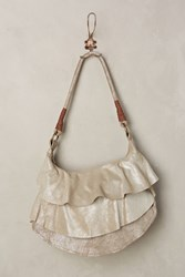 Anthropologie Kari Crossbody Bag Neutral Motif