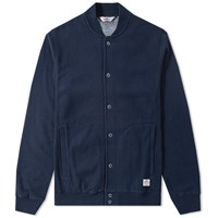 Penfield Massac Jersey Bomber Blue