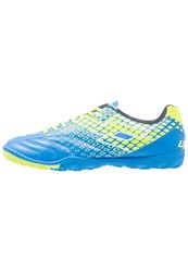 Lotto Spider 700 Xiv Tf Astro Turf Trainers Blu Yellow Blue