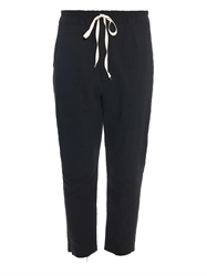 By Walid David Relaxed Linen Trousers